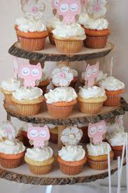 owl centerpieces wright by me pink owl baby shower