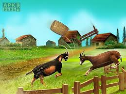 goat simulator apk goat simulator free for android free at apk here store