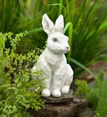 rabbit garden statues sale home outdoor decoration