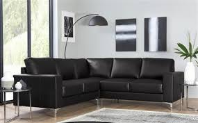 Black Leather Corner Sofa Leather Corner Sofas Buy Leather Corner Sofas Furniture