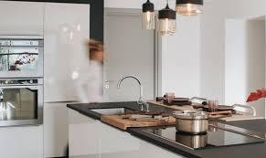 cuisine designe photo de cuisine design awesome deucuisine stainless steel