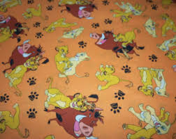 lion king wrapping paper jaws fabric shark week disney new by the quarter from