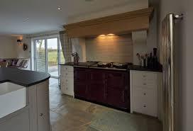 modren aga kitchen design uk ideas and designs intended decor