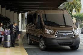 Ford Van Interior 2017 Ford Transit Cargo U0026 Passenger Van Photos Videos Colors