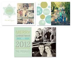 diy photo cards using digital templates