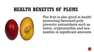 health benefits of plums top 10 benefits easy recipes youtube