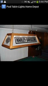 harley davidson pool table light pool table light harley game room pinterest harley davidson