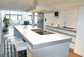 cuisine americaine avec ilot design d intérieur model de cuisine americaine gallery of charmant