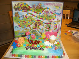 candyland cake decoration ideas the beautiful design of