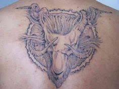 aries zodiac tattoo design aries tattoo designs pinterest