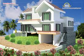 double story house plans kerala style home deco plans