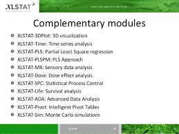 tutorial xlstat xlstat statistical analysis software