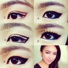 tutorial make up mata sipit ala korea 33 khasiat top serum mata panda ertos eye bag penghilang kantung mata