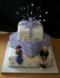 wedding cake anniversary silver wedding anniversary cake casa costello
