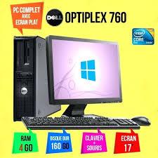 ordinateur de bureau dell pas cher pc bureau pas cher neuf unita centrale acran ordinateur de bureau
