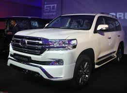 2016 Toyota Land Cruiser Pics Leaked Edit Launched In India At