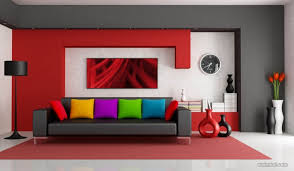 living room painting designs red living room wall paint ideas 12