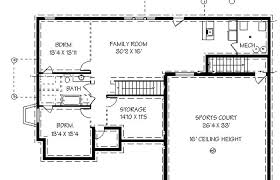 basement garage house plans plans house plans with basement garage home plan blueprints angled