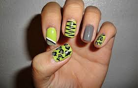 easy nail art designs natural nails 20 amazing and simple nail