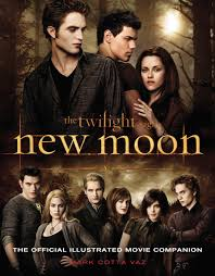 twilight new moon new moon the official illustrated movie companion mark cotta vaz