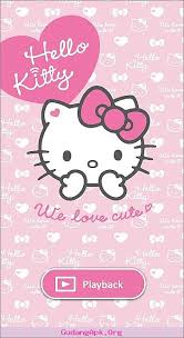 wallpaper kitty tablet gambar kitty cubic