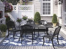 13 Piece Patio Dining Set - alcott hill castle heights 7 piece dining set u0026 reviews wayfair