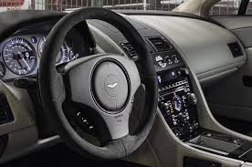 aston martin steering wheel 2015 aston martin v8 vantage gt bows at new york show u2013 automobile
