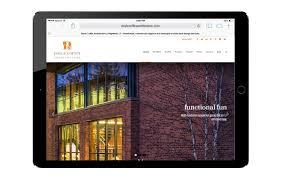 architect website design website design doyle coffin architecture graphic design portfolio