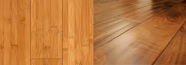 pros and cons of hardwood vs bamboo and cork flooring the basic