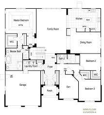 single home floor plans 3500 sq ft ranch house plans best of 74 best single story homes