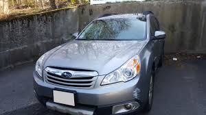 subaru wagon 2011 windshield replacement on a 2011 subaru outback wagon titan auto