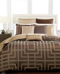 Macy Bedding Comforter Sets Hotel Collection Columns Bedding Collection Bedding Collections
