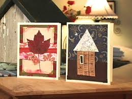 thanksgiving cards ideas how to make collage greeting card designs hgtv