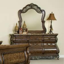 pulaski furniture birkhaven nine drawer dresser mirror pulaski furniture birkhaven dresser mirror combo item number 991100 991110