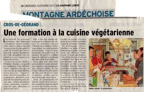 formation cuisine vegetarienne une formation cuisine végétarienne ferme des rancs