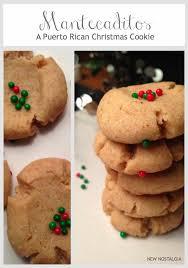 how to make mantecaditos a puerto rican christmas cookie