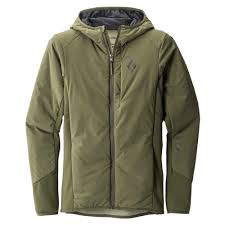 black first light hoody black first light hybrid hoody buy and offers on trekkinn