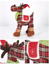 creative cloth christmas reindeer elf on the shelf christmas