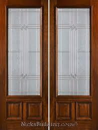 8 Foot Interior French Doors Builder Glass Patio Doors