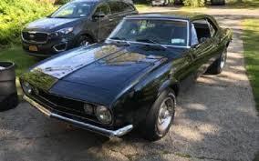 1967 thru 1969 camaros for sale 1967 1969 chevrolet camaro for sale autabuy com