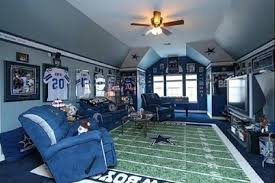 cowboy bedroom dallas cowboys game room decor home decorating ideas