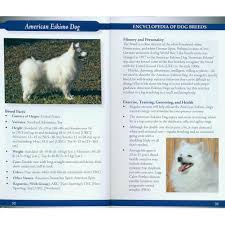 american eskimo dog facts amazon com the encyclopedia of dog breeds book by tfh