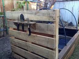 Raised Garden Beds From Pallets - pallet raised garden bed u2022 1001 pallets