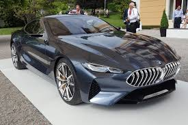 It U0027s Back Bmw Concept 8 Series Previews New Plush Coupe By Car