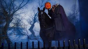 headless halloween the headless horseman returns to fort wilderness campground with
