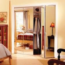 Truporte Closet Doors Truporte 24 In X 80 In 321 Series Steel White Mirror Interior