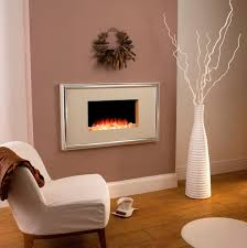 built in wall electric fireplace home design ideas