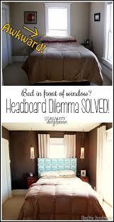 easy upholstered headboard tutorial reality daydream