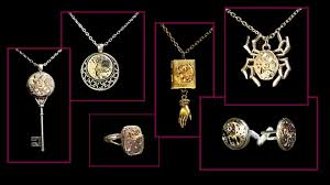 steampunk necklace vintage images Steampunk jewelry featuring vintage watch mechanisms by randy 0&amp