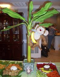 monkey baby shower ideas monkey baby shower sheet cakes home party theme ideas